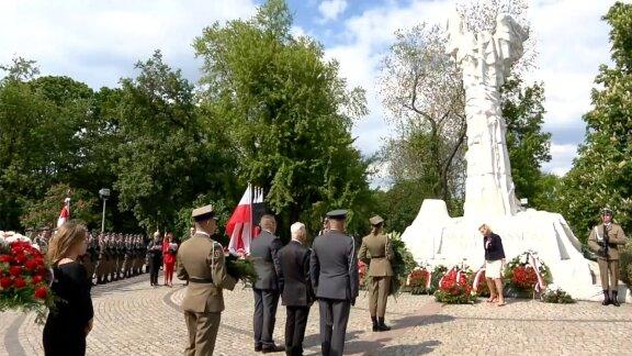 Obchody 75. rocznicy rozpoczęcia ataku na wzgórze Monte Cassino