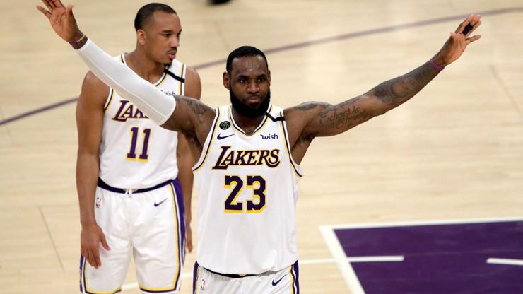 NBA: Jeśli uda się wznowić rozgrywki, to bez kibiców
