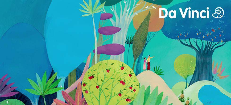 Nowy program Da Vinci łączący grę aktorską i urocze animacje