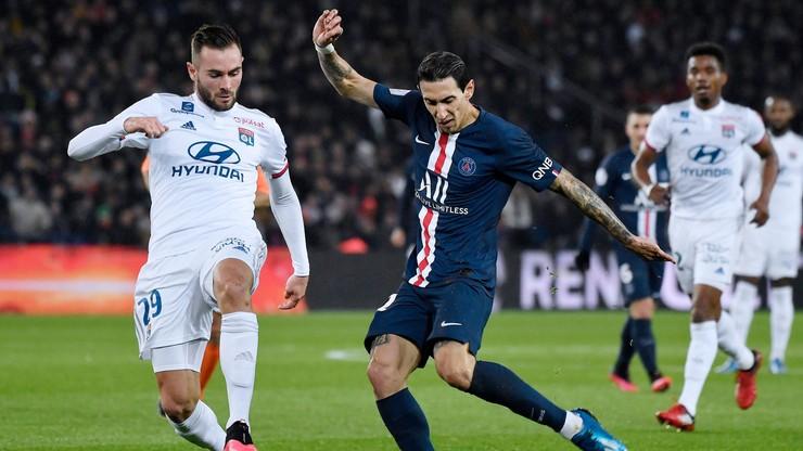 Finał Pucharu Ligi Francuskiej przełożony, nowy termin nie jest znany