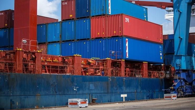 Handel ze światem dobrze nam idzie. Mamy nadwyżkę eksportu nad importem