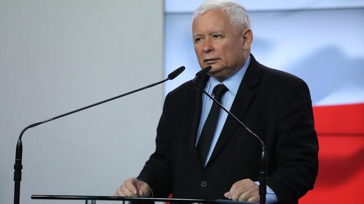 Kaczyński: będziemy dbać o interesy polskiego rolnictwa