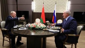 Głębsza integracja Rosji z Białorusią. Spotkanie Putina i Łukaszenki