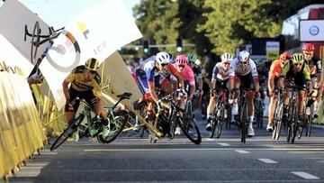 Wypadek na Tour de Pologne. Kolarz przeszedł poważną operację