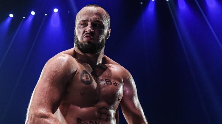 KSW 56: Tomasz Narkun skomentował spięcie z Ivanem Erslanem podczas ważenia