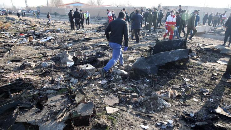 Katastrofa ukraińskiego samolotu w Iranie. Pierwsze ustalenia