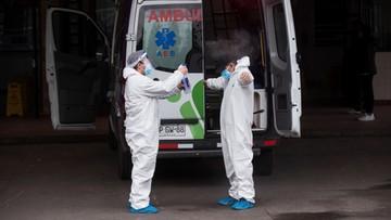 Pandemia nie zwalnia. W niedzielę najwyższy dobowy bilans zakażeń w skali świata