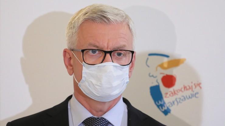 Prezydent Poznania: premier absolutnie nie ma wiedzy ws. sytuacji w kraju