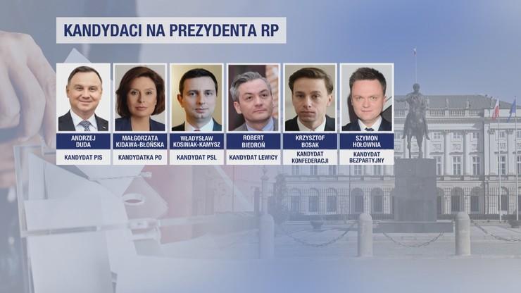 Wybory prezydenckie. Kto kandyduje, jaki ma program?