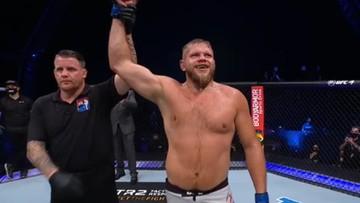 UFC Fight Night: Trzecie z rzędu zwycięstwo Tybury! Wygrał jednogłośną decyzją