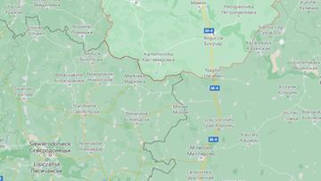 Strzelanina na granicy Rosji i Ukrainy. FSB: jest zabity