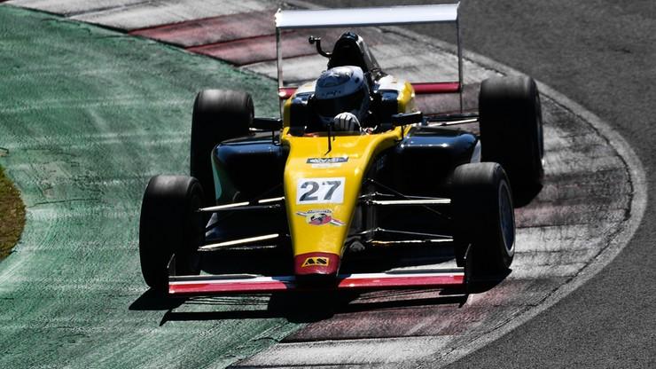 Kaprzyk rozpoczyna testy przed sezonem Formuły 4