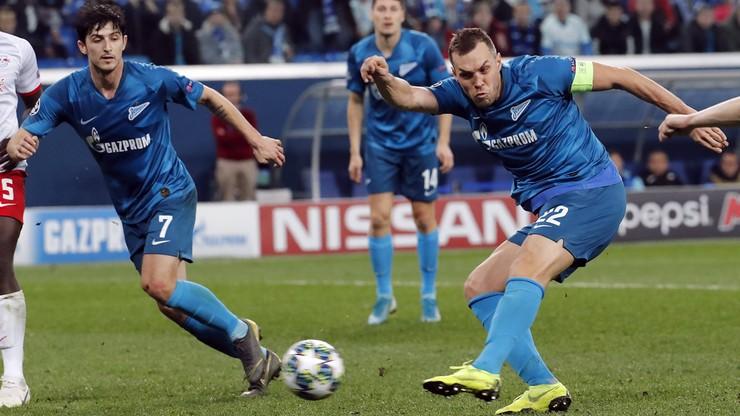 Liga Mistrzów: Zenit - Olympique Lyon. Relacja i wynik na żywo
