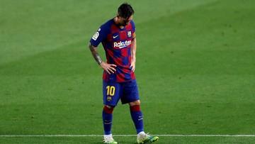 """Messi skrytykował zespół. """"Każdy musi spojrzeć w lustro"""""""