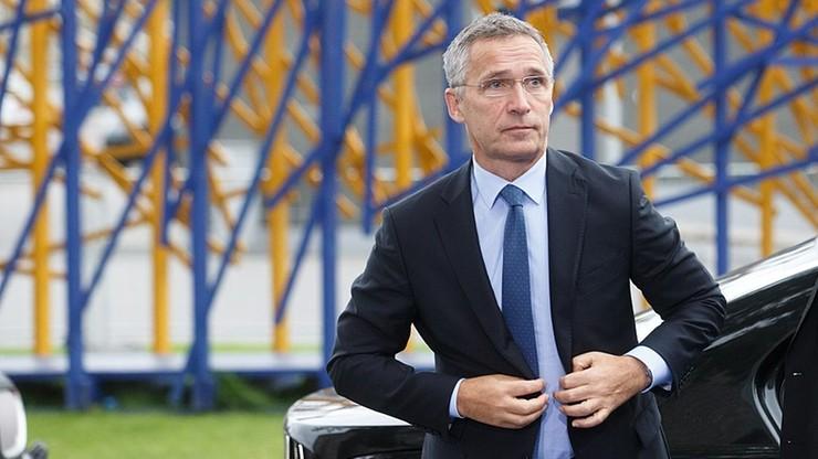 Szef NATO rozmawiał z ministrami spraw zagranicznych Polski, Estonii, Łotwy i Litwy