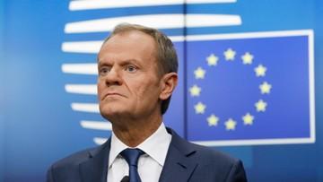 Tusk: nie widzę wysiłków polskiej dyplomacji ws. korzystnego budżetu UE