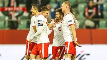 Dwóch Polaków w jedenastce kolejki piłkarskiej Ligi Narodów