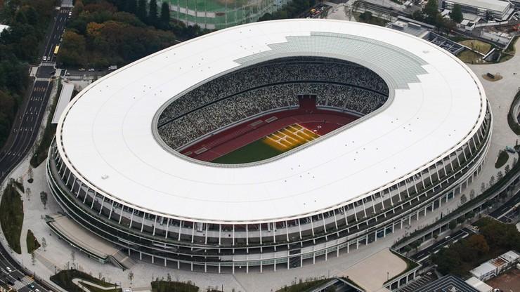 Tokio 2020: Budowa Stadionu Narodowego oficjalnie zakończona