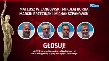 Plebiscyt PS i Polsatu: Sylwetka męskiej czwórki bez sternika