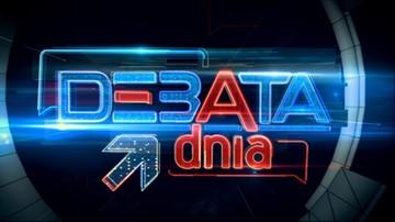 """""""Debata Dnia"""" - wydanie specjalne. Druga kadencja prezydenta Andrzeja Dudy. Transmisja od g. 19:40"""