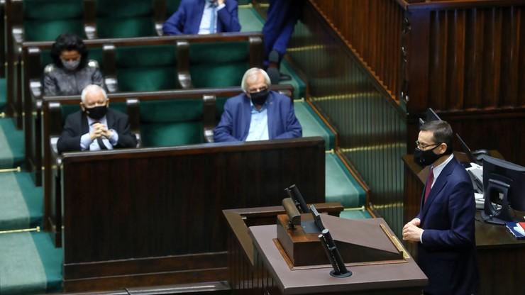 Sejm: opozycja żąda dymisji wicepremiera Kaczyńskiego