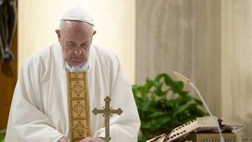 Papież: światu grozi jeszcze gorszy wirus