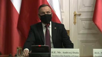 Prezydent: jest zarysowane wstępne porozumienie ws. budżetu UE