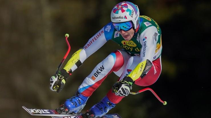 Alpejski PŚ: Pierwsze zwycięstwo Odermatta