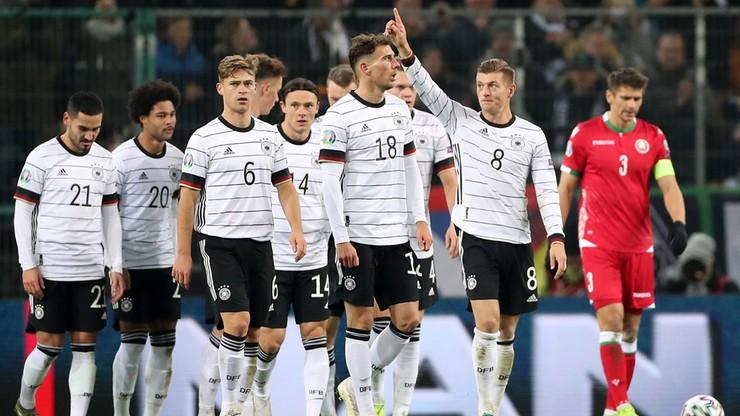 El. Euro 2020: Wyniki i skróty sobotnich meczów