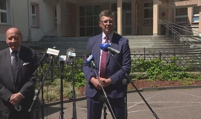 Wiceminister sprawiedliwości Marcin Warchoł o rozdziale środków z Funduszu Sprawiedliwości
