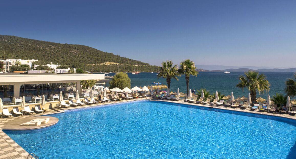 Voyage Torba Turcja Egejska Turcja Opis Hotelu Opinie